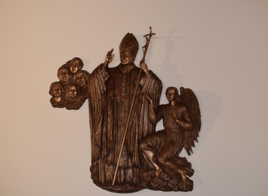 Imagen en bronce