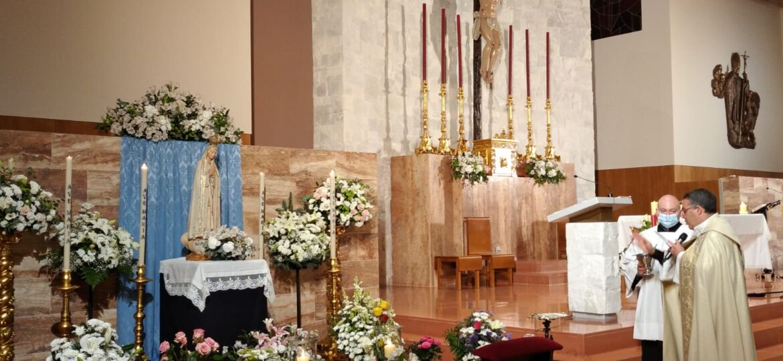 Consagración a la Virgen